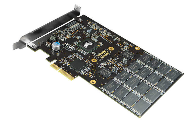 pcie solid state